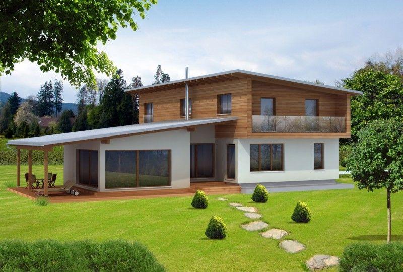 moderne hiše